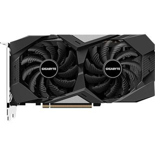 Видеокарта GIGABYTE GeForce GTX 1650 SUPER 1755MHz PCI-E 3.0 4096MB 12000MHz 128 bit DVI HDMI DisplayPort HDCP WINDFORCE OC RTL